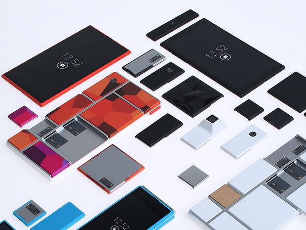 Projet Ara : mobile en kit